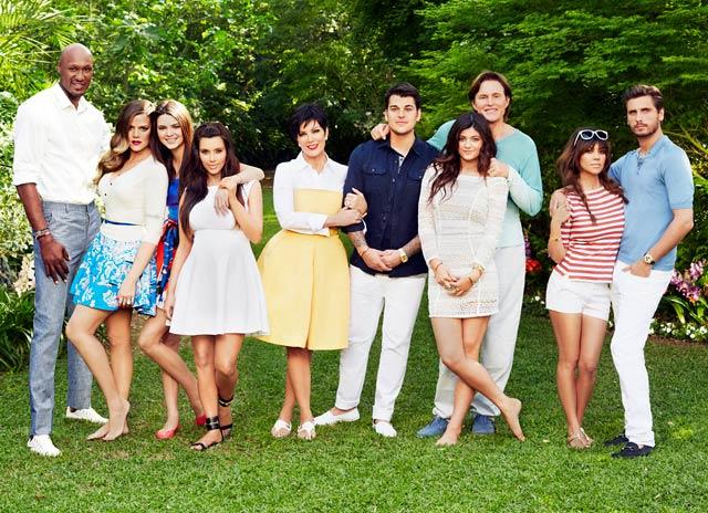 Rodina Kardashianových