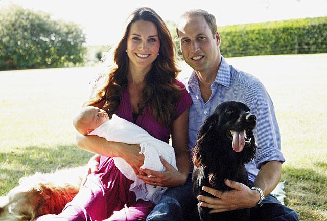 Královská rodinka