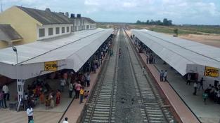 Nástupiště, Gorakhpur