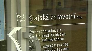 V Krajské zdravotní skončil ředitel Reichelt, novým pověřeným je Fiala (ODS)