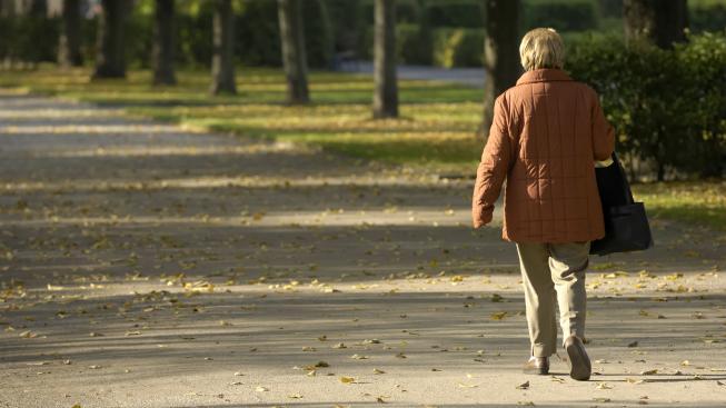 Přepadávání důchodců