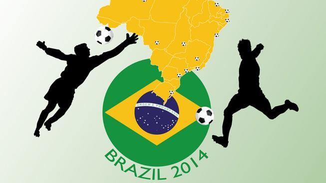 Mistrovství světa v Brazílii 2014