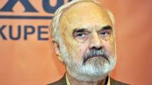 Zdeněk Svěrák převzal v Karlových Varech Cenu prezidenta festivalu