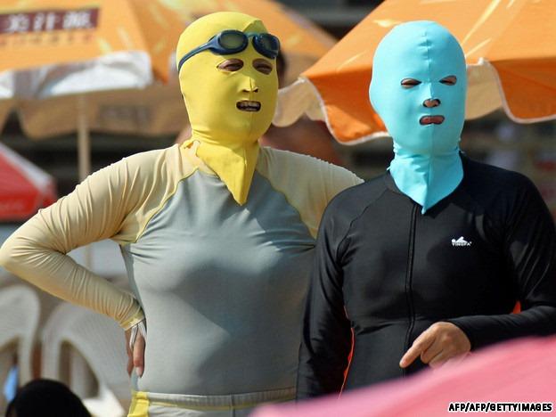 Válka mloků? Ne, to jen čínské pláže ovládla šílená móda