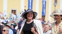 Klausová je na velvyslanectví v Bratislavě. Oficiálně se funkce ujme v lednu