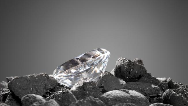 Diamant (ilustrační foto)