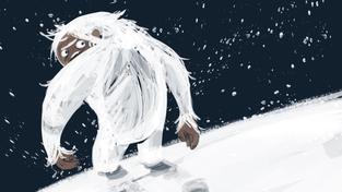 Yetti (ilustrace)
