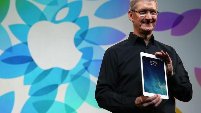Představení tabletu iPad Air