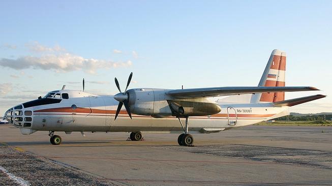 Letadlo Antonov An-30