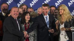 Hnutí Ano 2011, Andrej Babiš