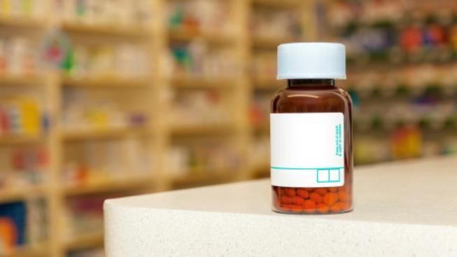 Léky (ilustrační fotografie)