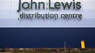 Distribuční centrum obchodních domů John Lewis (ilustrační fotografie)