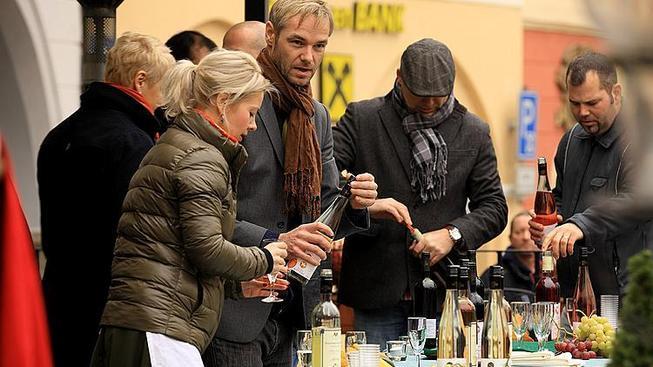 Festival vína, Český Krumlov