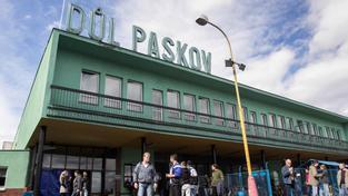 Důl Paskov OKD