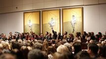 Tři obrazy za 140 milionů dolarů! Při aukci Bacona padl rekord