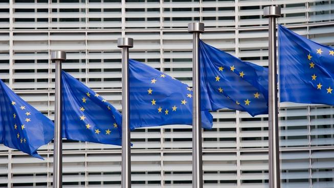 Sídlo Evropské Unie v belgickém Bruselu