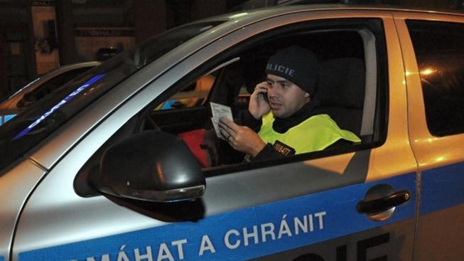 Strážník policie ČR