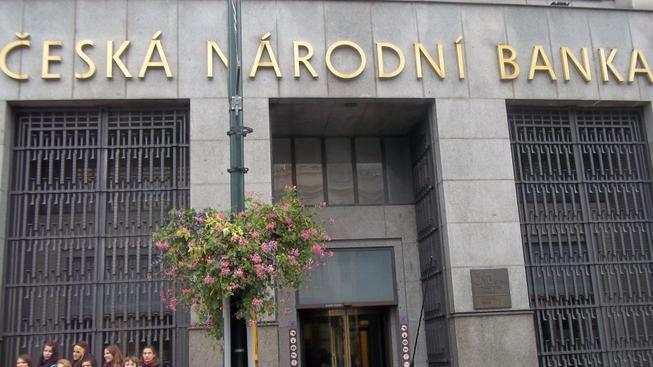 Ceska narodni banka hodnota forex