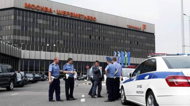 Letiště Šeremeťjevo