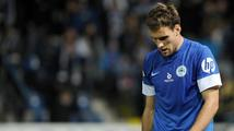 Zklamaný Rabušic: Měl jsem dát gól, neúspěch beru na sebe