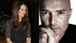 Kate Middleton, Rossano Ferretti