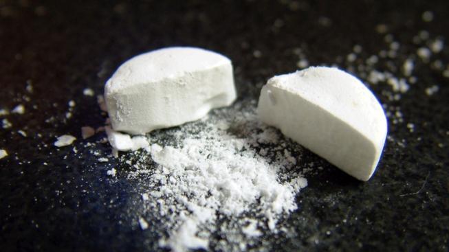 Drogy (ilustrační fotografie)