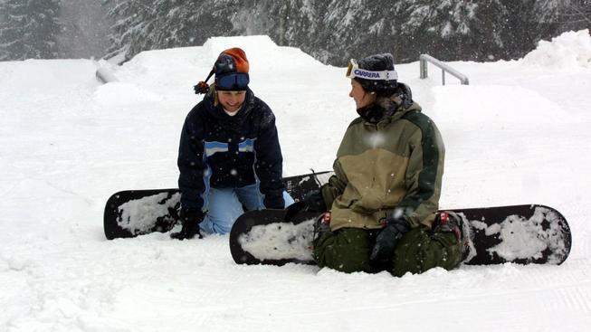 Herlíkovice, snowpark