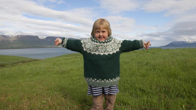 Malá Islanďanka