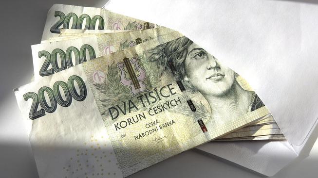 Úplatek (ilustrační foto)