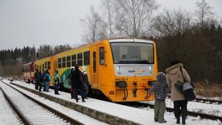 Vlakové neštěstí (ilustrační foto)