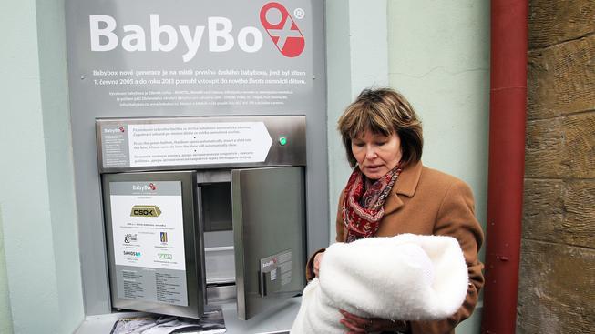 Babybox (ilustrační fotografie)
