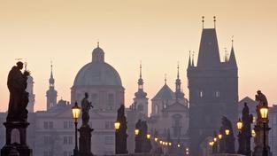 Praha (ilustrační fotografie)