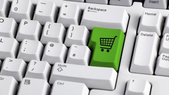 Nákup na internetu
