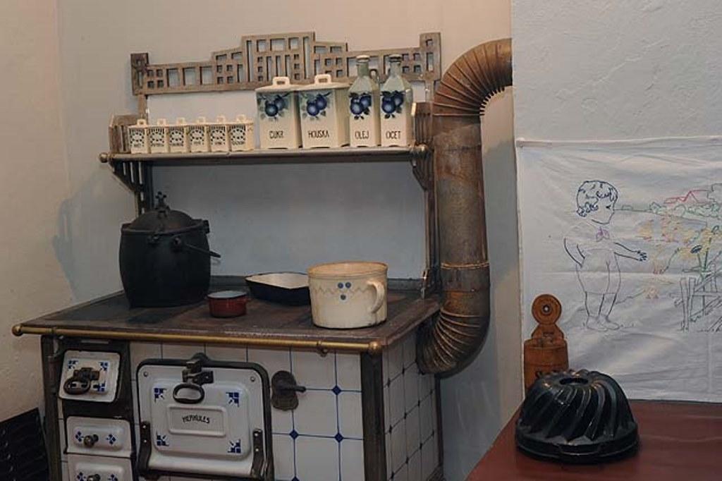 Muzeum gastronomie ukrývá poklady kuchyní našich babiček