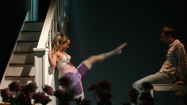 Foto z představení Modrovous