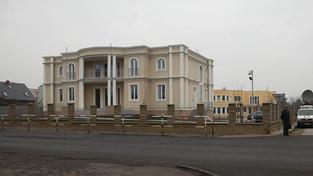 Dům palestinského velvyslance