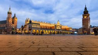 Kraków, Polsko