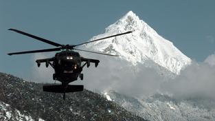 Záchranní vrtulník