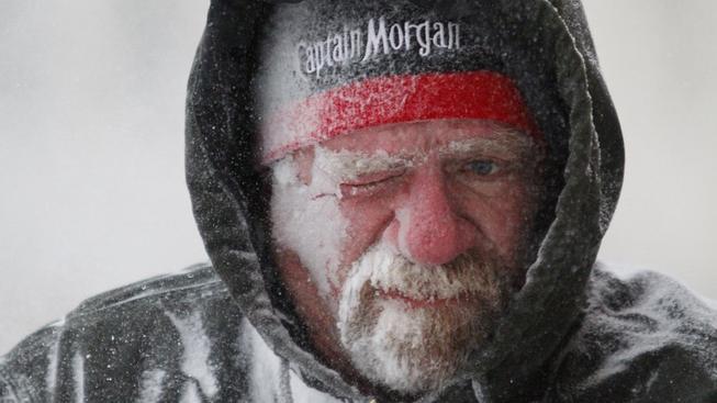 Rekordní mrazy
