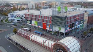 Nákupní centrum Forum Liberec