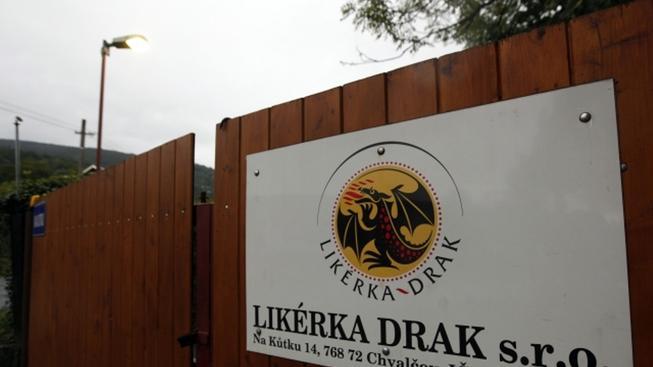 Logo Likérky Drak