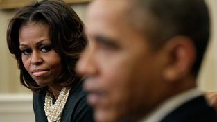Barack Obama s manželkou Michelle