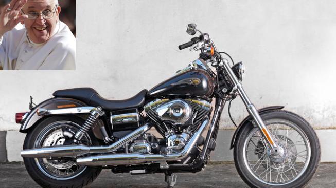 Papežův Harley