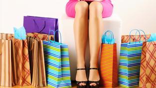 Shopaholička