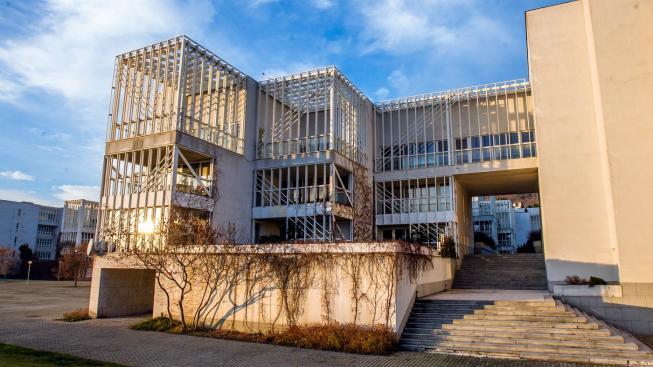 Palestinská ambasáda v Praze