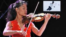 Slavná houslistka se kvalifikovala na OH. Mae jede do Soči jako lyžařka