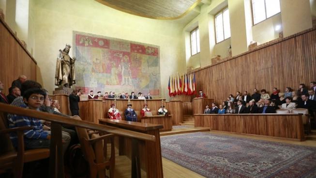 Vedení Univerzity Karlovy