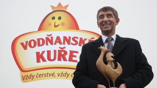 Majitel Agrofertu Babiš