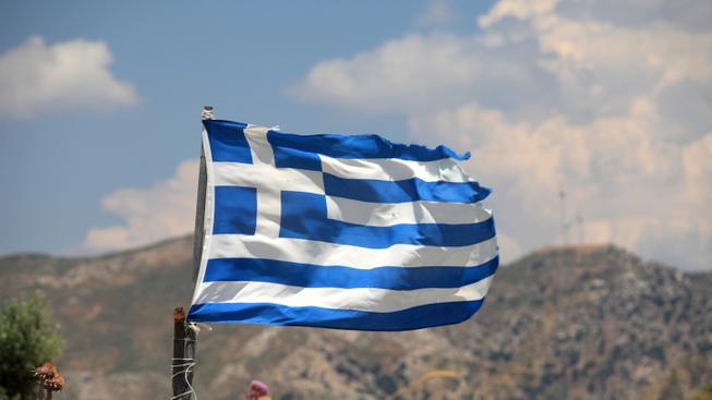 Řecko (ilustrační fotografie)
