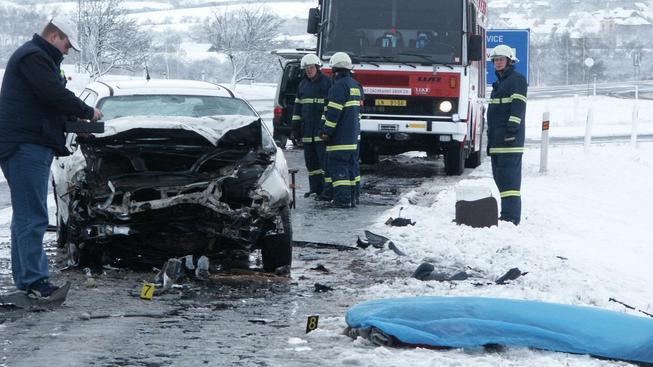 Smrtelná nehoda (ilustrační foto)